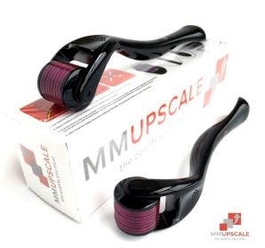 MMUPSCALE 540 Micro Needles Titanium MicroNeedle Derma Roller System.