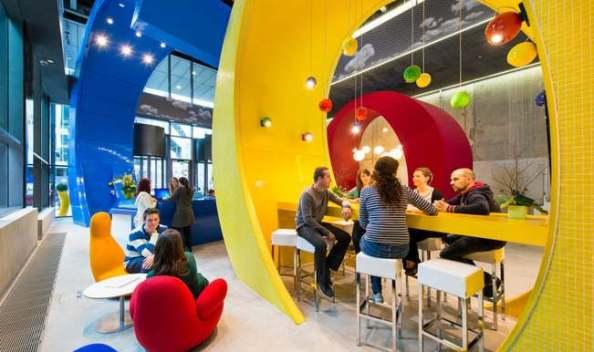 google-office-design