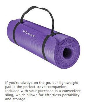 Reehut Yoga Mat